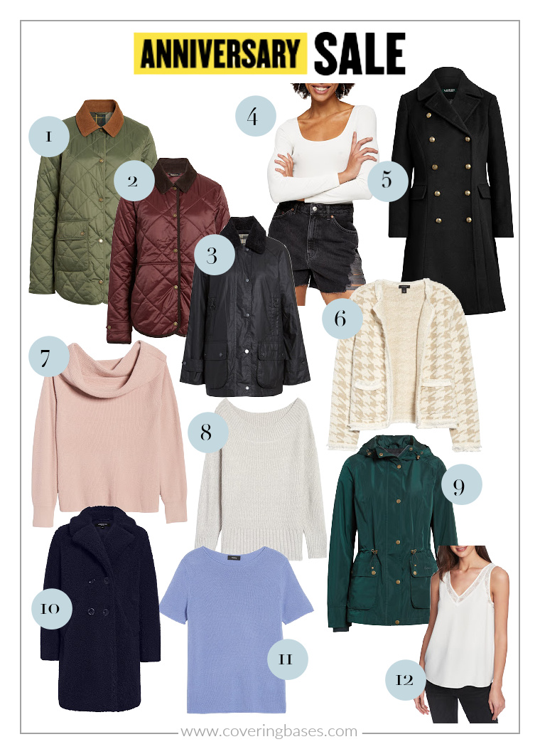 Best tops and jackets on sale at the Nordstrom Anniversary Sale