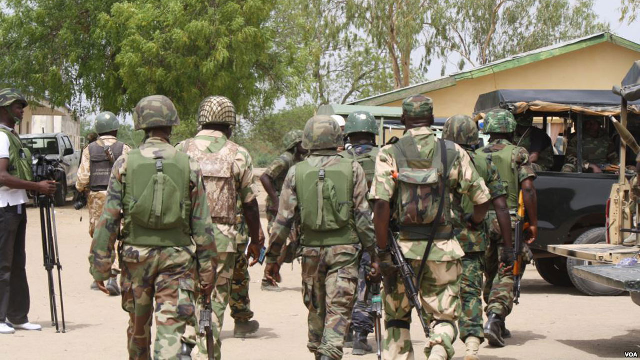 23 Boko Haram suspects killed, weapons recovered – Army