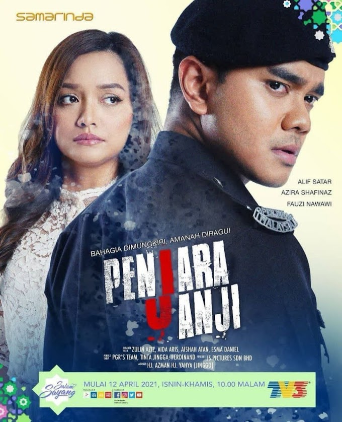 Sinopsis Drama Penjara Janji Lakonan Alif Satar, Azira Shafinaz & Fauzi Nawawi - Slot Samarinda