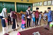 IAI Tebo Kembali Salurkan Bansos Kepada Anak Yatim, Fakir Miskin Dan Kaum Dhuafa