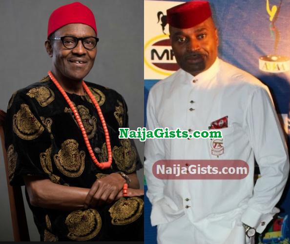 buhari hate igbos