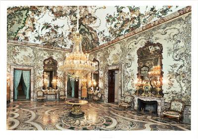 Royal Palace of Madrid - Gasparini Room (18th-19th centuries)