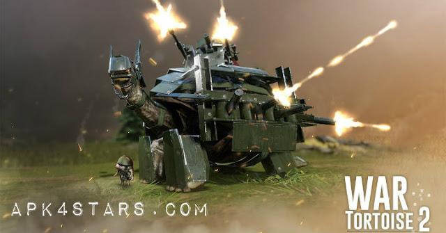 تحميل لعبة الاثارة والاكشن الشيقة War Tortoise 2 النسخة الكاملة مهكرة