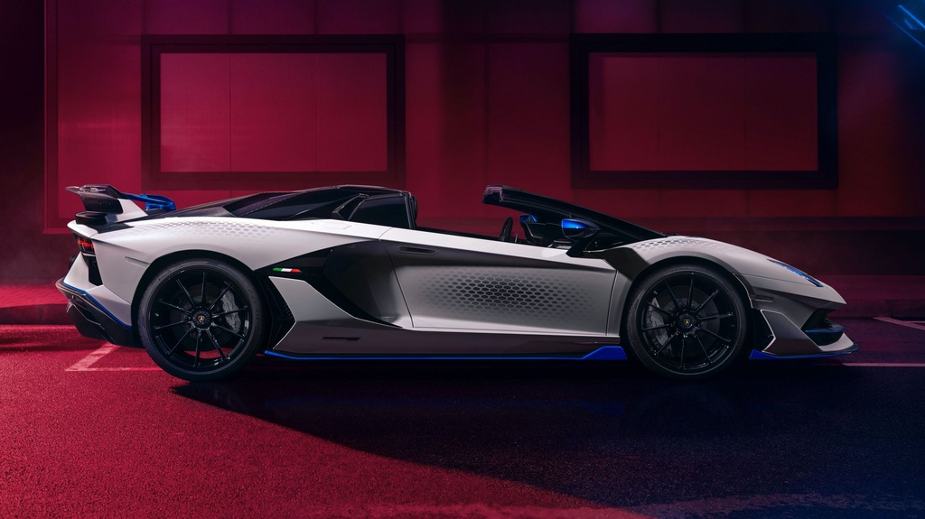 Lamborghini Aventador SVJ bản 'Mây Sao Thổ', giới hạn chỉ 10 chiếc