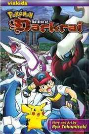 Pokemon: The Rise of Darkrai Manga