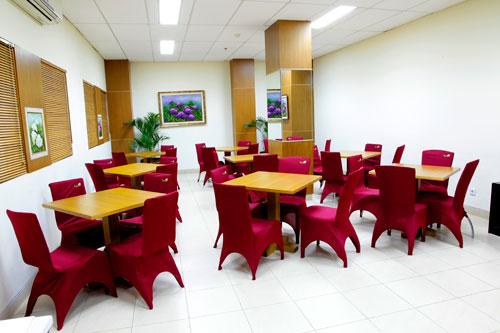 Ruang Seminar di Bandung Utara