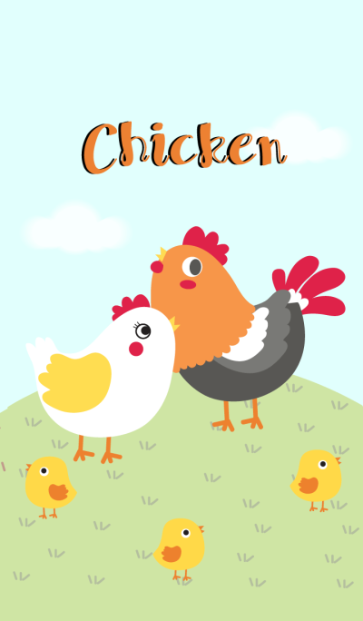 Cute Chicken Theme
