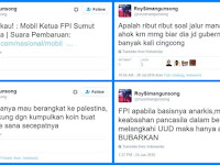 "Ini Bukti Kebencian Bos Twitter Indonesia Kepada FPI: ""Biar Mampus Kau!"""