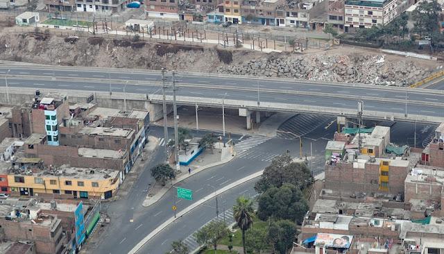 Cuarentena en Lima y regiones