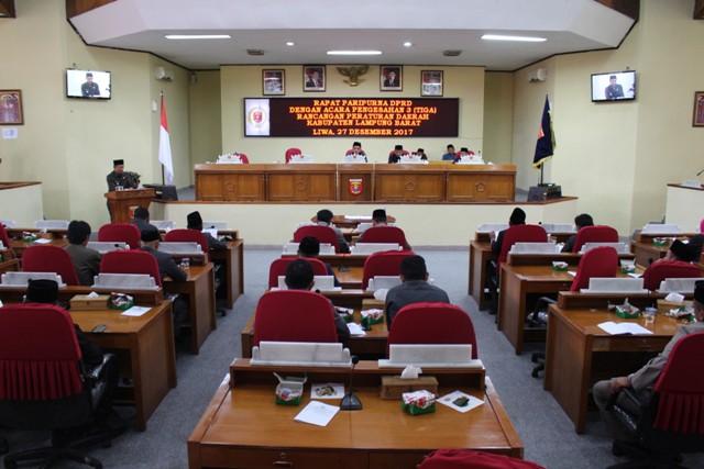 Disorot Dewan, Disiplin Camat Meningkat