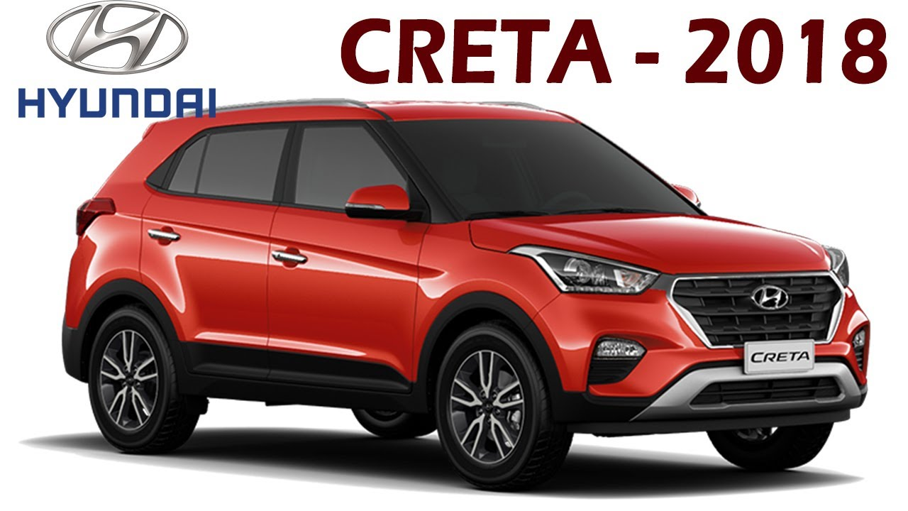 New 2018 Hyundai Creta  Facelift