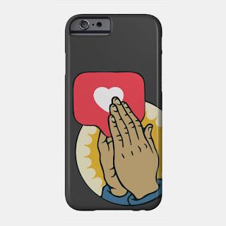 Berdo'a Lewat Media Sosial