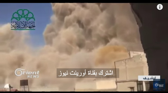 Video: Serangan Terbaru Pejuang Suriah Aleppo Bunuh Puluhan Tentara Syiah Assad