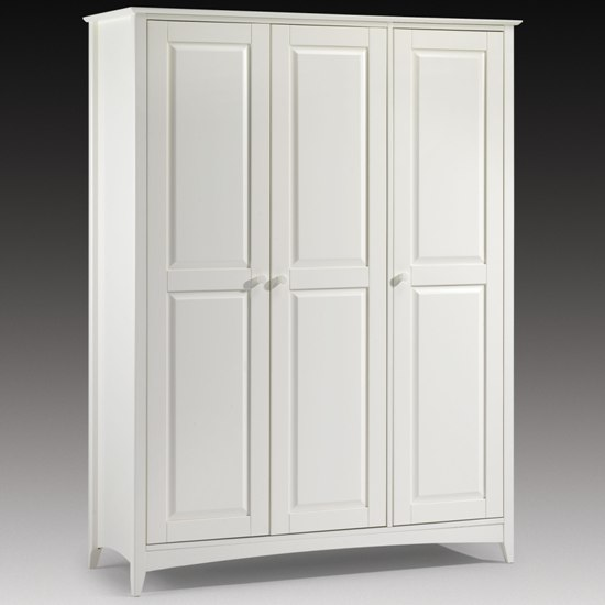 White Wardrobe Cabinets for the Bedroom 12
