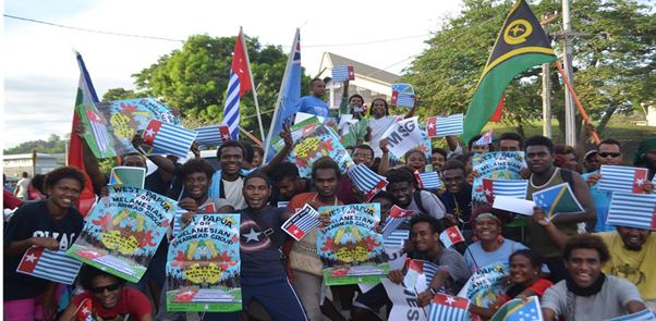 Call to ACTION: West Papua applies for full MSG membership