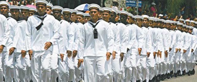 Marinha abre inscrições para concurso nesta segunda-feira (20)