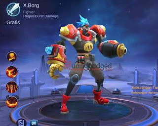 Hero Baru Mobile Legends Yang Rilis Setelah Hero Terizla di Server Ori!