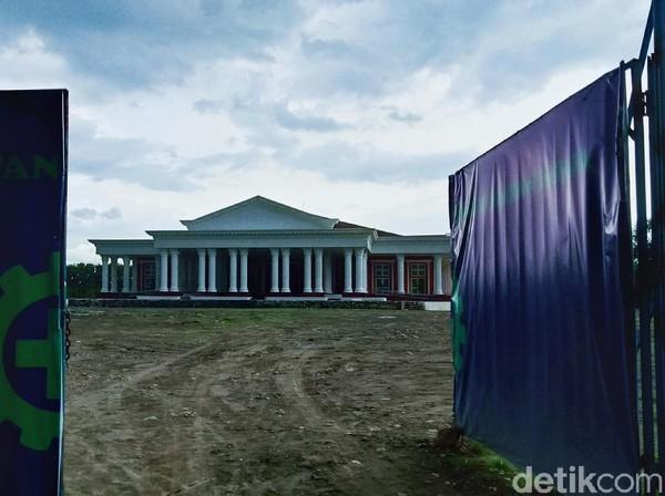 Pemkab Klaten Bangun 'Grha Megawati' Senilai Rp 90 M dari APBD