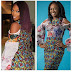 Who Looks Better On Erela Mixed Print Dress, Tiwa Or Kate?