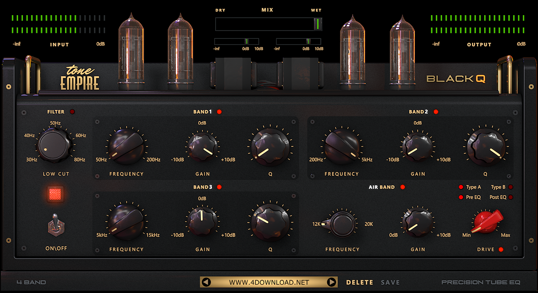 Tone Empire - Black Q v1.0.0 Full version