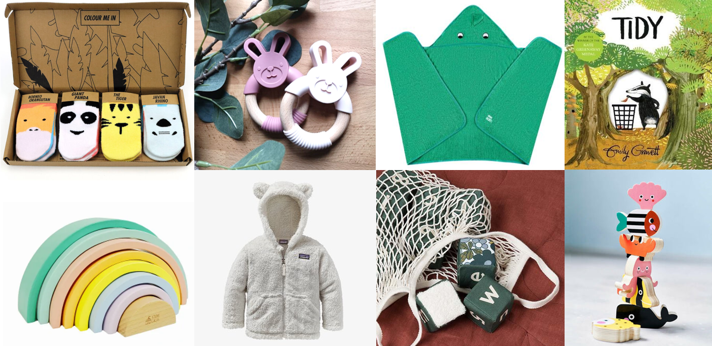 Sustainable and Eco Friendly Gifts for Children