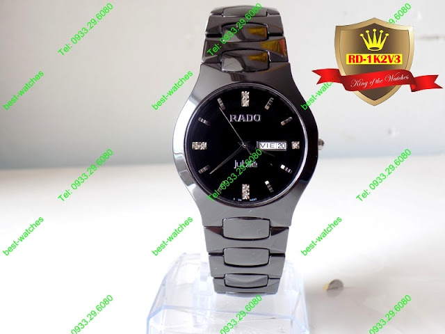 Đồng hồ Rado dây đá ceramic RD 1K2V3