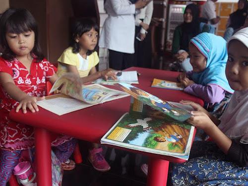 Wisata Literasi Kota Bandung