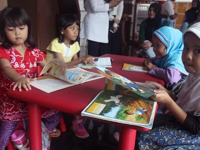 Lembur Perpustakaan, Wisata Literasi Masyarakat di Kota Bandung