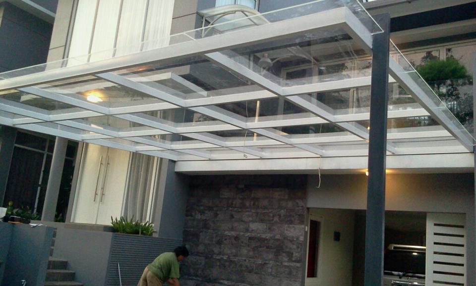 model rangka baja ringan kanopi canopy ~ dunia ilmu pengetahuan dan usaha bisnis