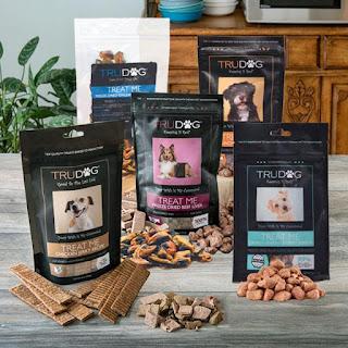 TruDog's Amazing Single Ingredient Treats