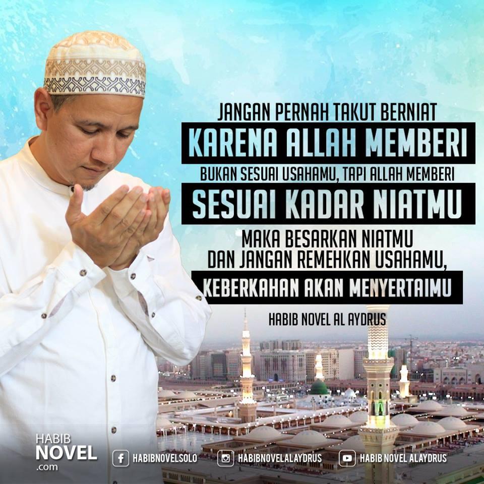 Mutiara Nasehat Dari Habib Novel Al Aydrus Meme Comic Santri