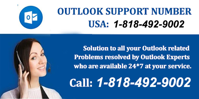 Outlook Support Contact Number USA
