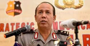 Kepolisian Libatkan Digital Forensik, Guna Bantu menyelidiki Kasus Bendera Merah Putih yang Dicoret Tulisan Arab - Commando