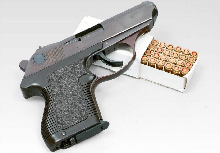 5,45-мм пістолет самозарядний малогабаритний (ПСМ)