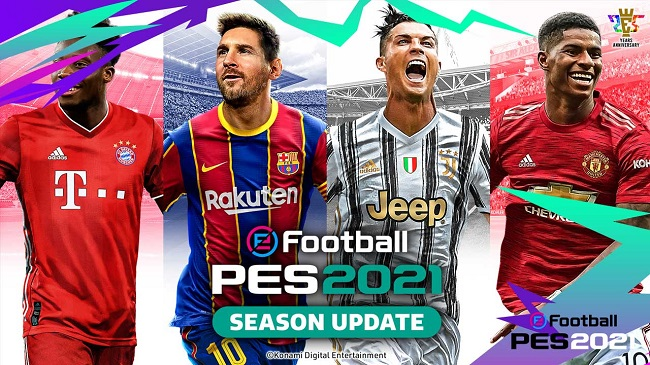 PES 2021 Cover Star
