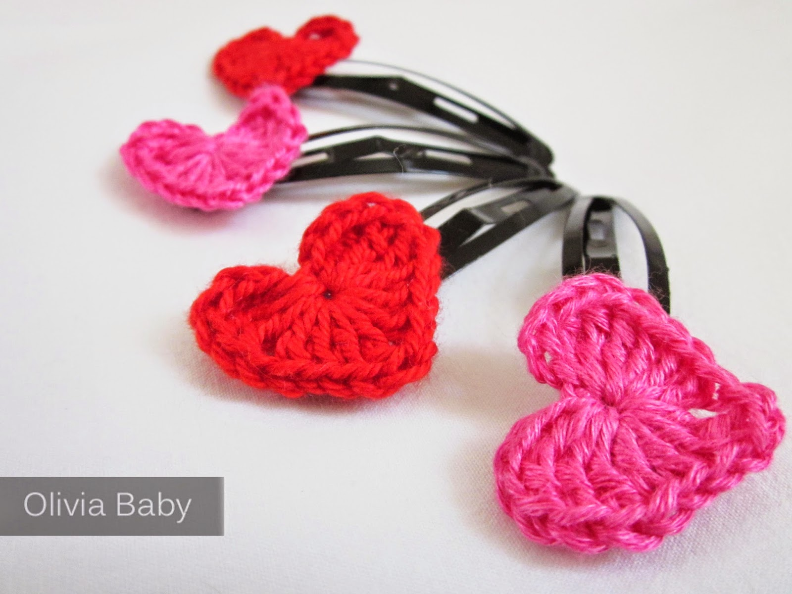 Knitting Blog: Кучка заколок...
