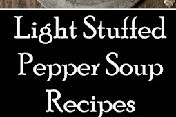 Light Stuffed Pepper Soup Recipes