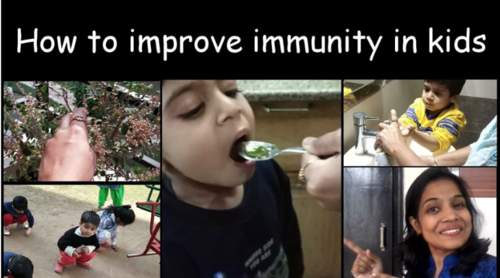 Boost Your Child's Immune System With These 10 Simple Ways