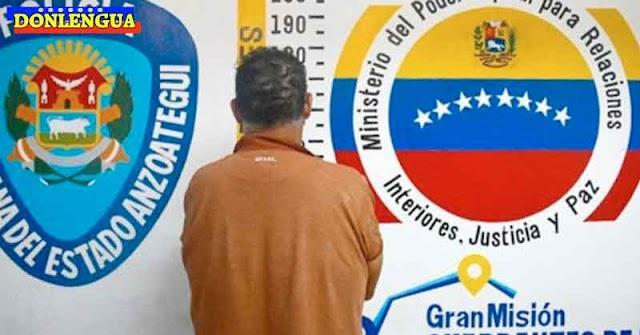 OTRA MÁS | Desarticulan banda de explotadores sexuales de menores en Anzoátegui