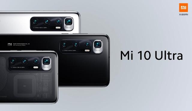 تم إطلاق XIAOMI MI 10 ULTRA رسميًا وأصبح أفضل هاتف كاميرا