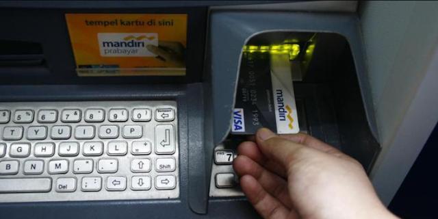 Kartu ATM yang Terblokir