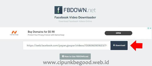 Cara Download Video Facebook Tanpa Aplikasi Di HP Atau Komputer Dengan Mudah
