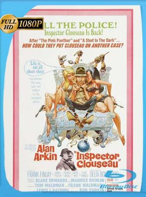 El Inspector Clouseau (1968) HD [1080P] latino [GoogleDrive] DizonHD