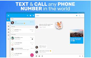 افضل التطبيقات المجانية للحصول على ارقام هواتف اجنبية وتفعيل واتساب او اي حساب اخر