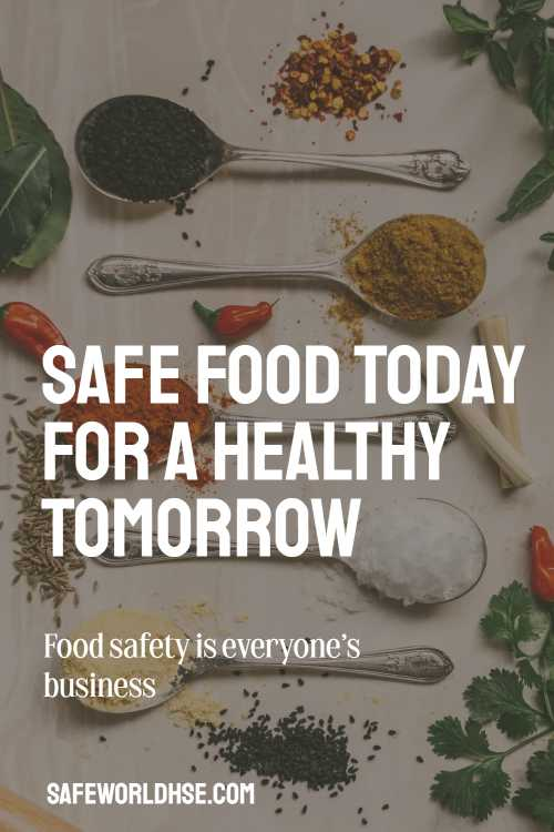 World Food Safety Day 2021 – Theme, Slogans, Quotes, Messages with posters