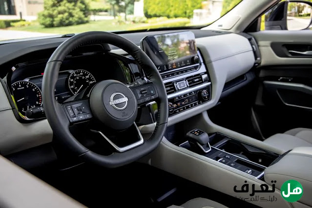 سيارة نيسان باثفايندر 2022 تصبح أكثر جاذبية Nissan Pathfinder