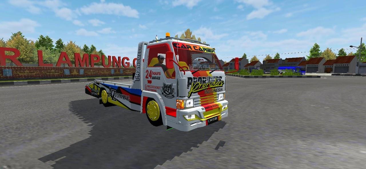 Ragasa Towing Proiders, Ragasa Towing Proiders Truck mod BUSSID, Mod Ragasa Towing Proiders BUSSID, Truck Mdo Ragasa Towing Proiders BUSSID, BUSSID Truck Mod, BUSSID Mod, New Truck Mod BUSSID, SGCArena, RMC Creation