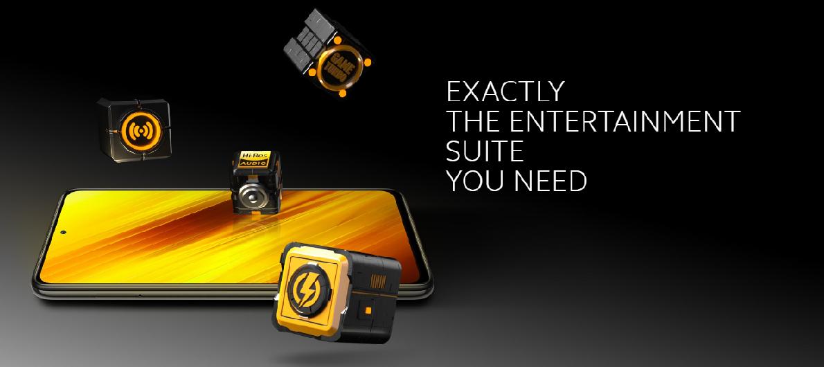 سعر و مواصفات و مزايا هاتف Poco X3 NFC