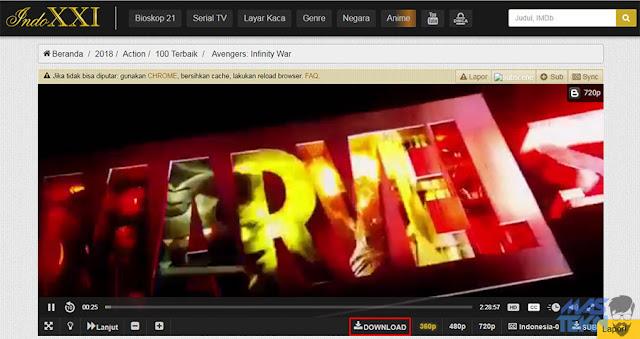gimana cara download film di indoxxi