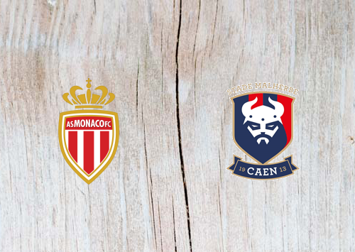 Monaco vs Caen - Highlights 31 March 2019